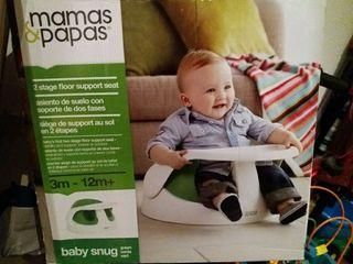 silla ergonomica bebe
