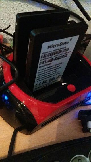 clono discos duros¡! ssd