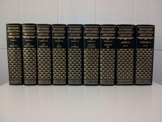 enciclopedias espasa-calpe