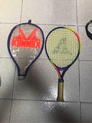 Raqueta tenis junior kennex