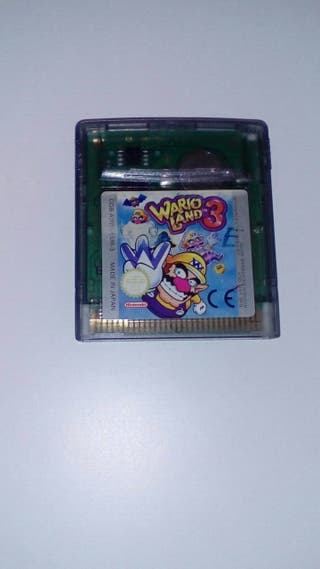 juego Game boy color