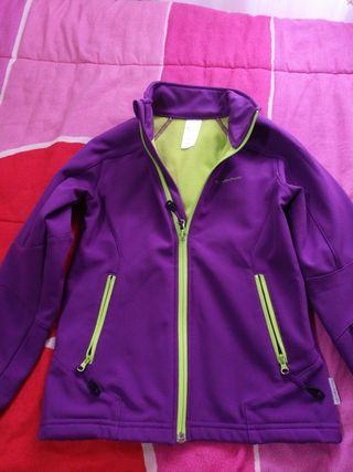Ropa niña chaqueta softwell 6 años