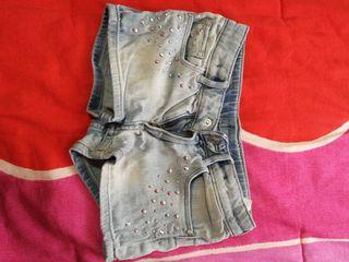 Short niña ropa niña 7/8 años 128 cm
