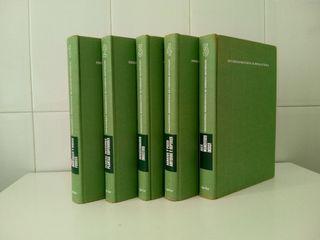 enciclopedia de ciencias naturales Aguilar 1974