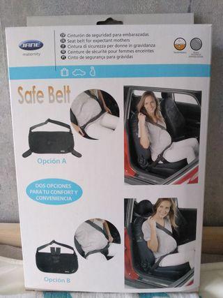 Cinturón de seguridad embarazo
