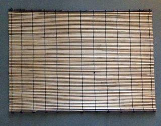 Store japonais en bambou 88 x 64 cm - NEUF