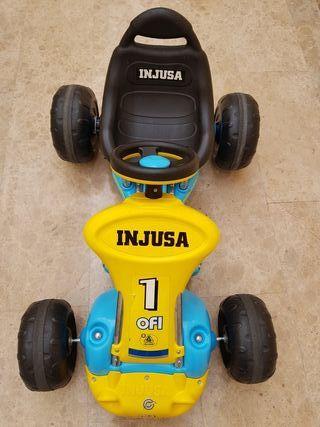 coche eléctrico Infantil INJUSA