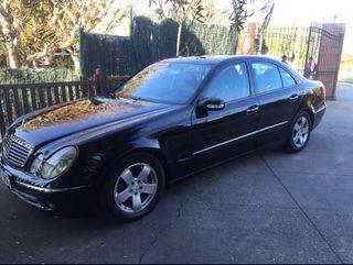 Mercedes-benz E class (211) 2003 e-320 cdi 204cv