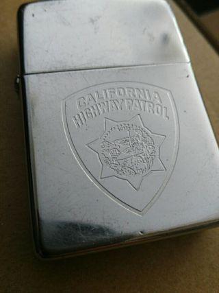 Zippo original policial