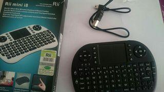 teclado mini