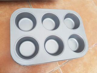 molde cupcackes