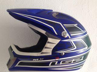 Casco moto integral LS2 mx