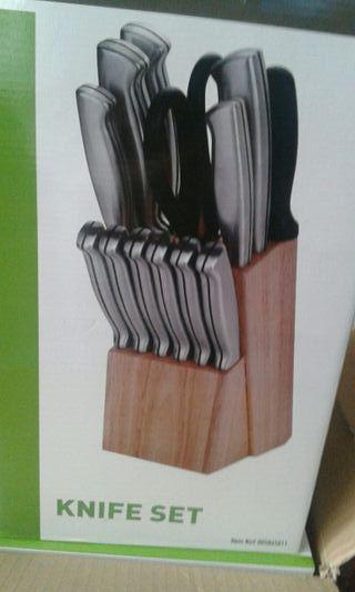 Tabla de cuchillos