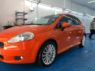 En venta Fiat Grande Punto 2008