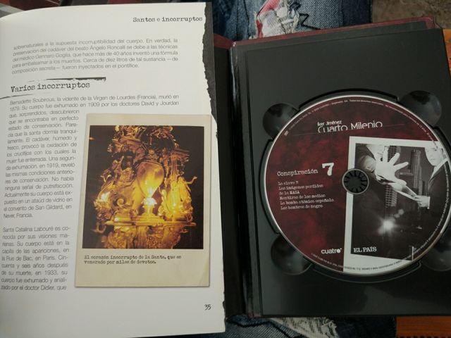 Pack Cuarto Milenio DVD de segunda mano por 55 € en Barcelona en ...
