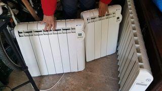 radiadores luz azul bajo consumo