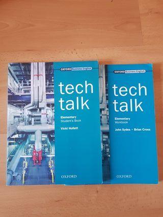 libros tech talk