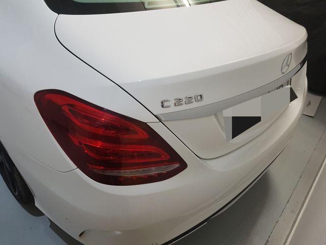 Mercedes-benz Clase C 220
