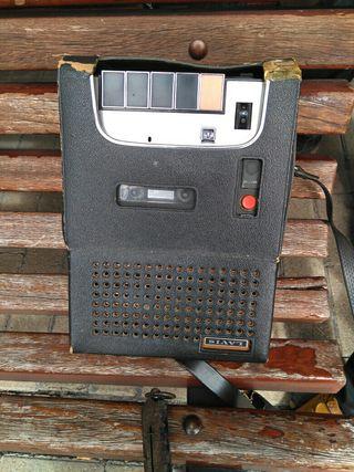vendo casset grabador
