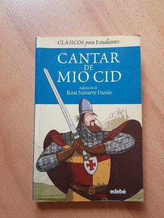 Libro Cantar de Mio Cid