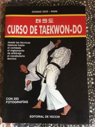 Libro curso de Taekwon-do