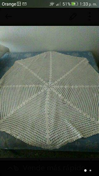 mantel artesanal