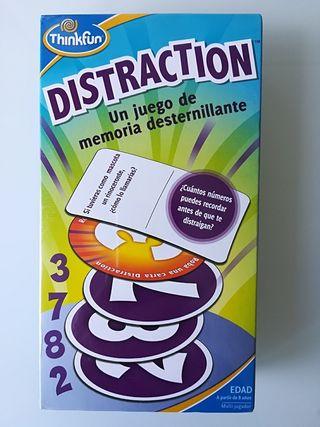 DISTRACTION JUEGO DE LÓGICA