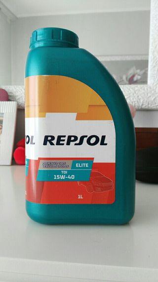 aceite coche 1 litro