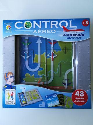 CONTROL AÉREO JUEGO DE LÓGICA