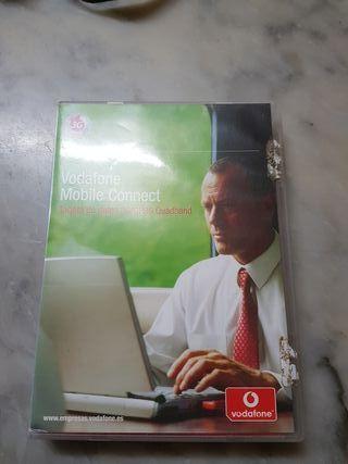 Tarjeta de datos 3G Vodafone