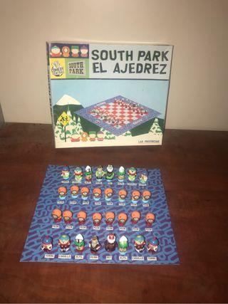 Ajedrez south park