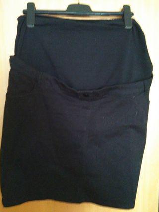falda premama talla 48