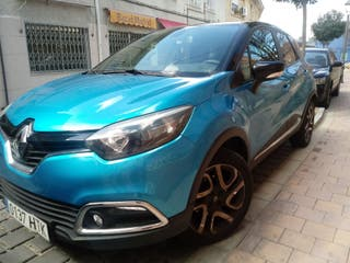 Renault Captur 2014 acabado Intens Energy