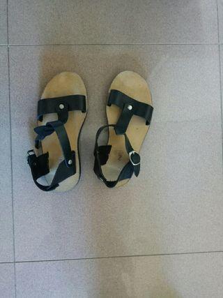 sandalias semana santa