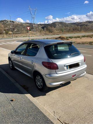 Peugeot 206 1.9d 5p