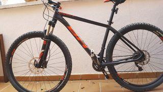 bici seminueva MTB BH EXPERT 29 L RS30+accesorios