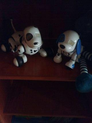 perros robots