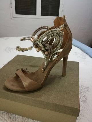 Zapatos 'alma en pena'