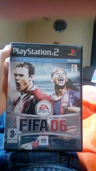 Fifa 2006 Para PlayStation 2