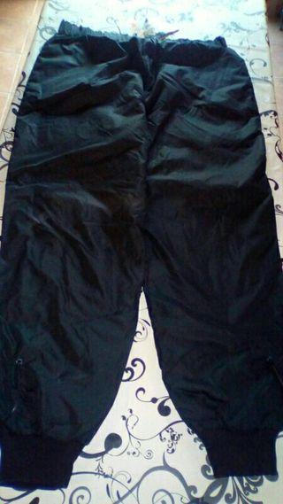 pantalón impermeable termico