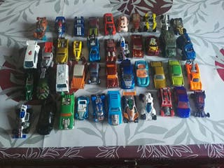 coches hot wheels