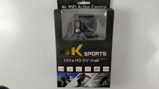 SportCam XANES K1 4K 30fps 1080p 60fps WiFi Nueva