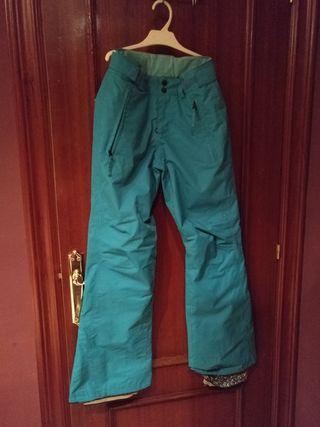 pantalon esqui/snow