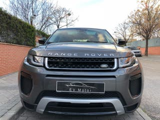 Land Rover Range Rover Evoque 2017 Dynamic