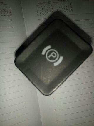 botón freno de mano passat