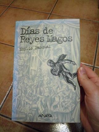 Libro Días de reyes Magos