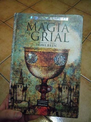 Libro La magia del Grial