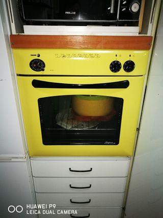 bendo horno y cocina de gas
