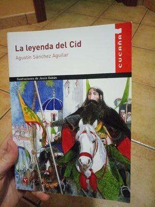 Libro La leyenda del Cid