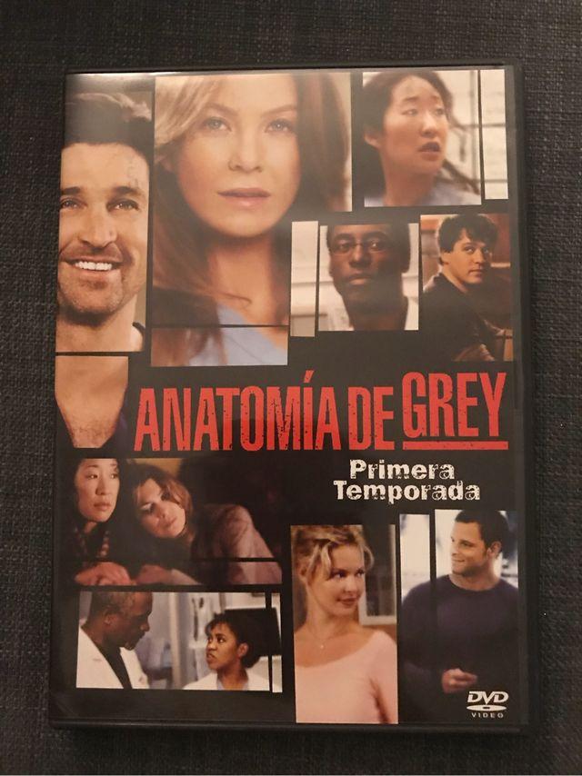 Anatomia de grey T1 de segunda mano por 5 € en Pozuelo de Alarcón en ...